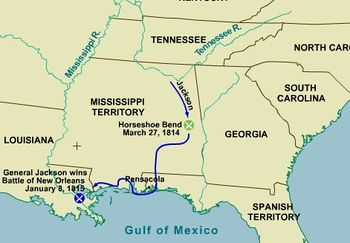 Andrew Jackson The Tsp Survival Wiki Jackson On Us Map